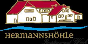 Hermannshöhle Logo